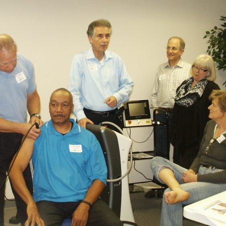 Hands-on Laser for Acute Pain & Inflammation