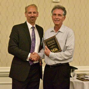 Receiving UVCA Appreciation Award