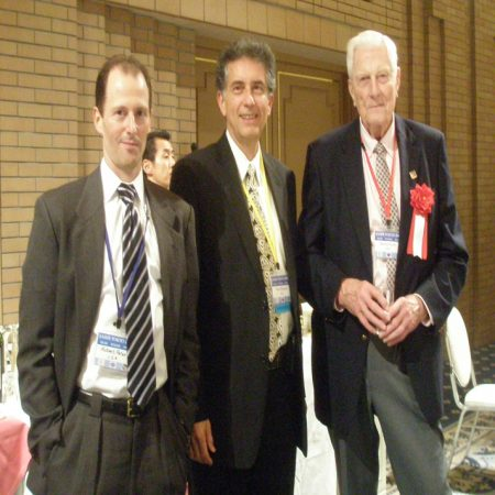 Drs. Robert Gougalof DMD, Marquina, and Kendrick Smith physicist
