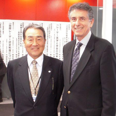 Dr. Toshio Ohshiro & Nelson